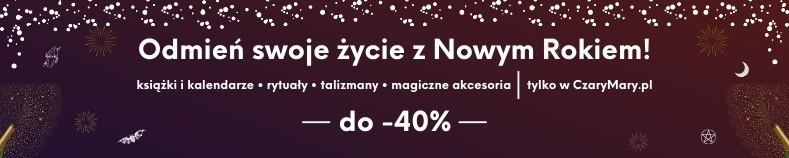 Odmień swoje życie z Nowym Rokiem w CzaryMary.pl