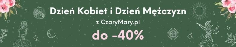 Dzień Kobiet i Dzień Mężczyzn w CzaryMary.pl