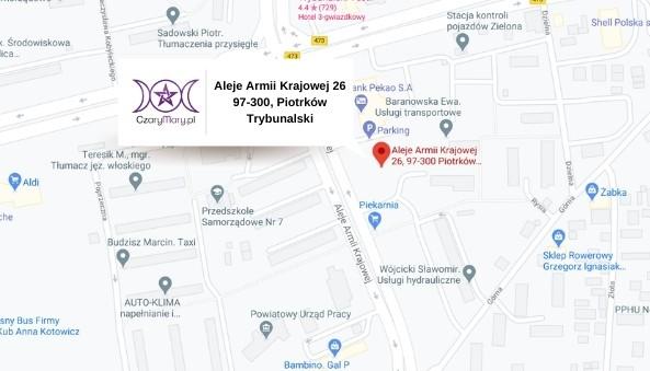 Odbiór osobisty w Piotrkowie Trybunalskim