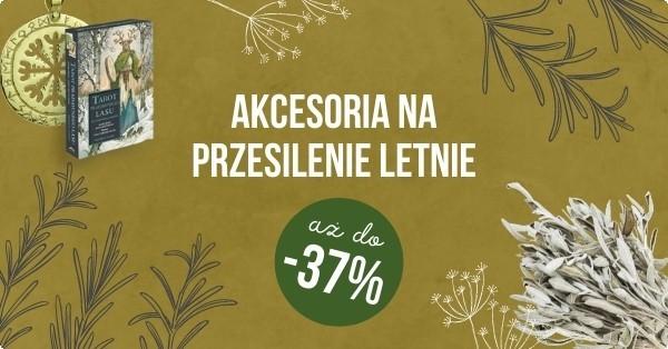 Sprawdź akcesoria na Przesilenie Letnie do -37% w CzaryMary.pl!