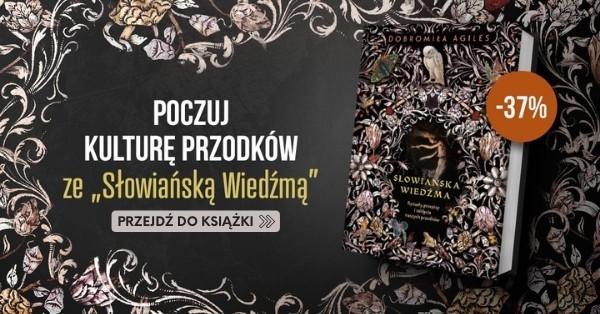Słowiańska wiedźma w promocji na CzaryMary.pl >>>