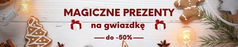 Poznaj magiczne prezenty na gwiazdkę od CzaryMary.pl