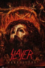 Slayer Repentless - plakat