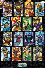 Skylanders Swap Force - plakat