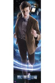 Doctor Who the doctor - plakat