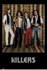 The Killers Battle Born - plakat