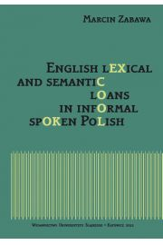 English lexical and semantic loans in informal spoken Polish