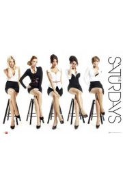 The Saturdays - Kuszące Sekretarki - Akt - plakat