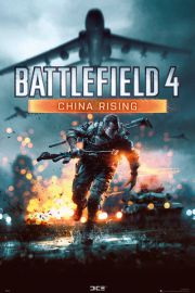 Battlefield 4 China Rising - plakat