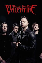 Bullet For My Valentine Band - plakat