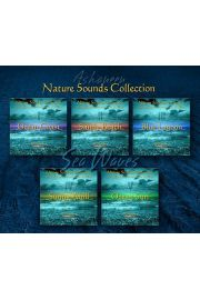 "Zestaw 5 utwor�w z serii ""Nature Sounds Collection: Sea Waves"""