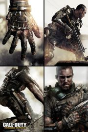 Call Of Duty Advanced Warfare Zbroja - plakat