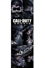 Call of Duty Ghosts Profile - plakat