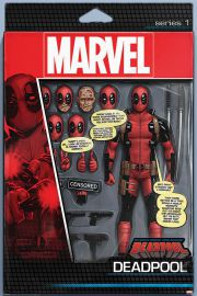 Deadpool Action Figure - plakat
