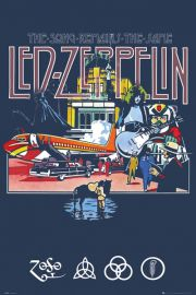 Led Zeppelin Remains - plakat