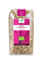 Owies Ekspandowany Bio 150 G - Bio Planet