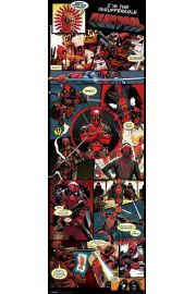 Marvel Deadpool Kola� - plakat