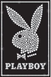 Playboy - Diamenty - plakat