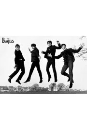 The Beatles jump 2 - plakat