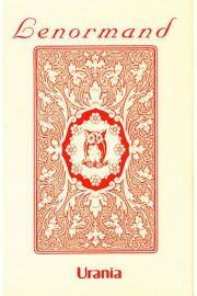 Karty Lenormand Czerwona Sowa, Red Owl Lenormand