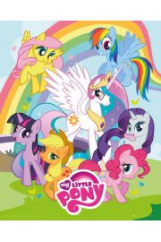 My Little Pony / M�j Ma�y Kucyk - plakat