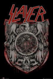 Slayer Eagle - plakat