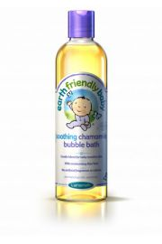 Earth Friendly Baby, Organiczny płyn do kąpieli o zapachu rumianku, 300ml