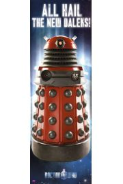 Doctor Who Dalek - plakat