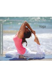 CD Yoga 432 Hz Natural Frequency
