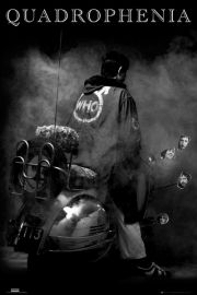 The Who Quadrophenia - plakat