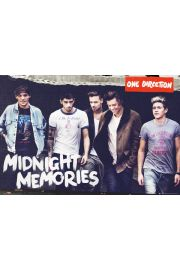 One Direction Midnight Memories - plakat