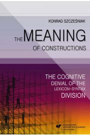 The Meaning of Constructions