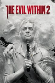 The Evil Within Key Art - plakat