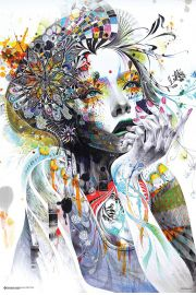 Circulation Minjae Lee - plakat