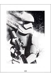 Gwiezdne Wojny Star Wars The Force Awakens Stormtrooper - plakat premium