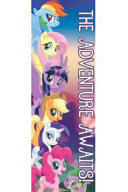 My Little Pony Movie The Adventure Awaits - plakat