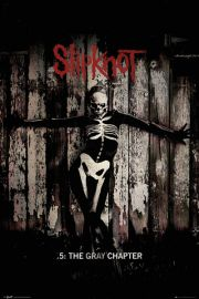 Slipknot The Gray Chapter - plakat
