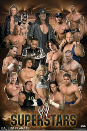 WWE Wrestling Superstars Compilation 1 - plakat