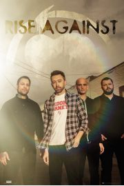 Rise Against - plakat