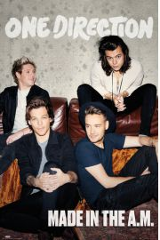 One Direction Made In The A.M. - plakat