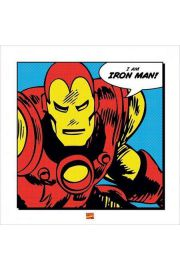 Iron Man I Am - reprodukcja