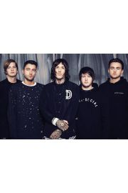 Bring Me The Horizon Umbrella - plakat