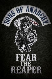 Synowie Anarchii Fear The Reaper - plakat