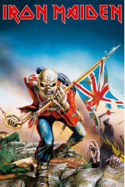 Iron Maiden The Trooper - plakat