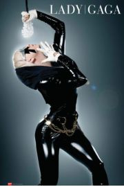 Lady Gaga - The Fame - plakat