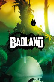 Badland Cover - plakat