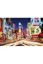 Nowy Jork - Times Square - plakat