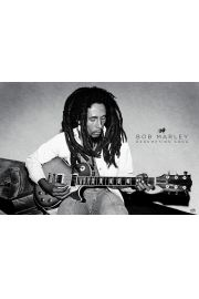 Bob Marley Redemption Song - plakat