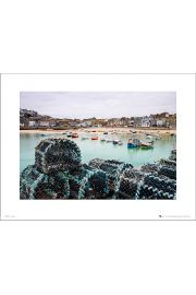 Harbour - art print