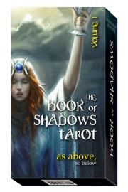 Tarot Ksi�ga Cieni cz.1 - The Book of Shadows Tarot, Vol. 1